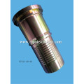 emb Yellow Zinc clutch swivel hose fittings