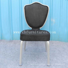 Rocking Hotel Chair with Black Fabric (YC-C68-01)