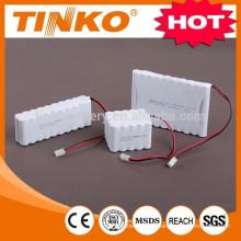 NI-CD batería recargable 4.8v