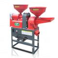 Equipamento combinado portátil da máquina de trituração do moinho de farinha do arroz de DAWN AGRO