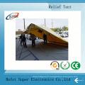 (5 * 5) tentes de secours de désastre de cadre de tension en aluminium