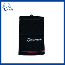 Serviette de golf 100% coton de promotion (QHBG887)