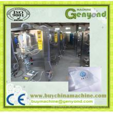 Máquina de llenado de líquidos semiautomática