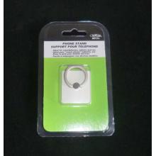 Caixas de embalagem da forma da parte superior da bolha do ANIMAL DE ESTIMAÇÃO do PVC do plástico da personalização com impressão