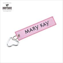 Porte-clés en tissu à broder en tissu pour porte-stylo