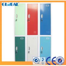 Sistema de vestuario combinado de vestuario cambiante / vestidor multicapa de venta caliente