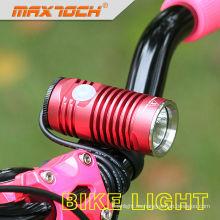 Maxtoch caballero resistente al agua LED bicicleta luz Cree