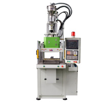 High speed injection molding machine for LCP connector
