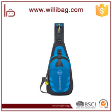 Factory Sale High Quality Chest Bag Waterproof Sling Bag For Sport