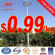high mast lighting system