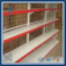 Porte-supermarché avec maillage arrière