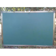 The hanging wall solid wood log color frame message board the blackboard