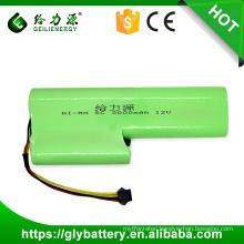 NI-MH 3000mah 12v sc battery batterie nimh rechargeable batteries