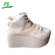 High heels ladies shoes,big size woman shoes,high outsoles girls shoes