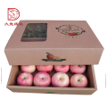 Good quality factory supplier recyclable custom corrugated fruit box wholesale