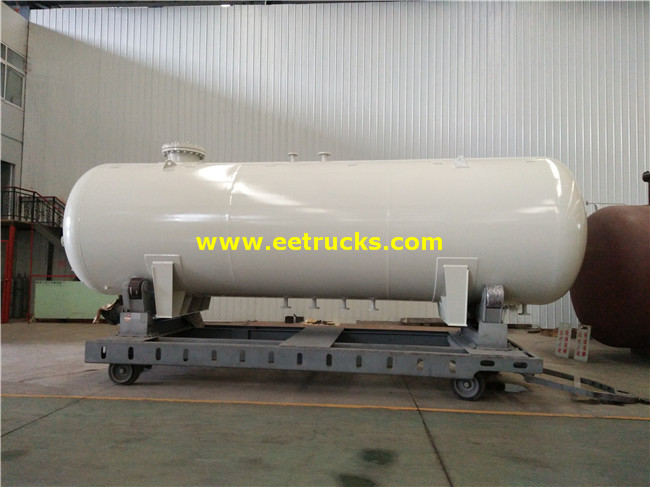 ASME NH3 Storage Tanks