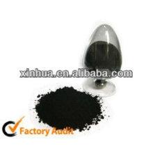 base de bois granulaire charbon actif