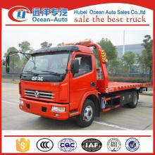DFAC 3800mm wheelbase Carretera-retiro del carro para la venta