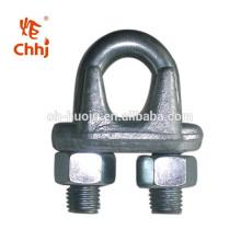 DIN 741 Formbare Drahtseilklemme / Drahtseilklemme in Rigging-Hardware