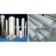 ISO SS 304 stainless steel tube and pipe price list