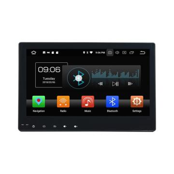 Hilux Android 8.0 Multimedia-Systeme mit GPS-Navigation