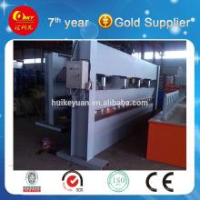 Machine à cintre à plaque hydraulique de haute qualité