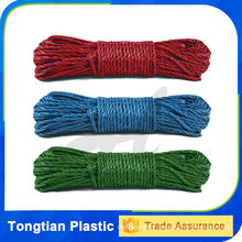 corde de liaison de corde de polyéthylène
