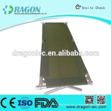 Cama de dobramento verde do acampamento da emergência médica quente da venda DW-ST99
