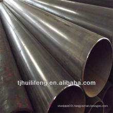 ERW carbon steel sewer pipe