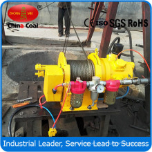 50kn Jqhs-50* 12 Mining Air Winch with Ce Certification