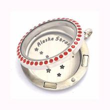 Высокое качество 361L из нержавеющей стали с плавающей таблички медальоны ювелирные изделия