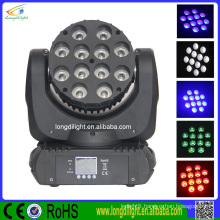 stage lights guangzhou 12*10W led moving head