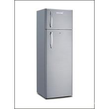 Eletrodomésticos sob o balcão da geladeira com porta dupla