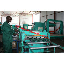 Welcomed In Africa Market IBR Roof Roll Forming Machine