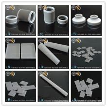 Alumina Crucible Beryllium Oxide Ceramic Plates Macor Tube