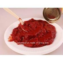 Pâte de tomate en conserve de haute qualité