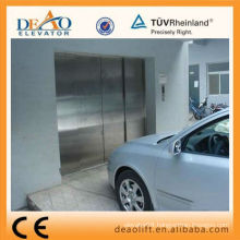 Opposite Door Car Elevator for Garage