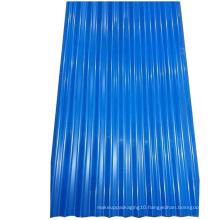 YX840 Prepainted corrugated roofing steel sheet roof metal plate