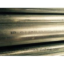 ASTM a 106 Tubería de acero sin costura