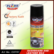 Productos para el cuidado del automóvil Leather Conditioner Spray Wax