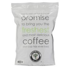 Kaffee-Verpackungstasche / Reißverschlusstasche für Kaffee / Ground Coffee Bag