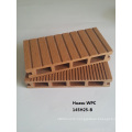 145*25 mm Decking Made of WPC Polymer Composite