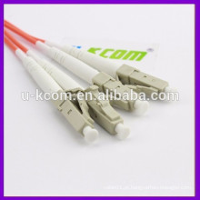 China Wholesale Directly Supply Variedade LC Fibra Óptica cabo cabo de remendo