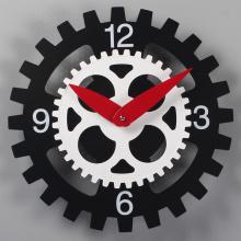 Double Gear Wall Clocks