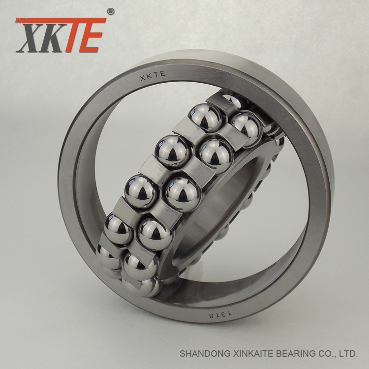 1316 Iron Cage Self Aligning Ball Bearing
