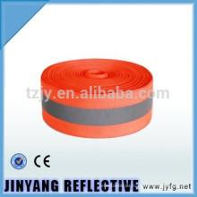 cinta de advertencia de seguridad reflectante