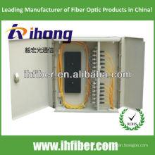 12 FC marco de distribución óptica de puerto (odf) / patch panel