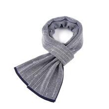 PK18A33HX Men Winter Cashmere Scarf Solid Scarves