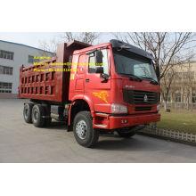 40-50T sinotruk howo7 dump truck