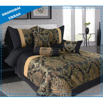 3 PCS Polyester Jacquard Duvet (Cover Set)
